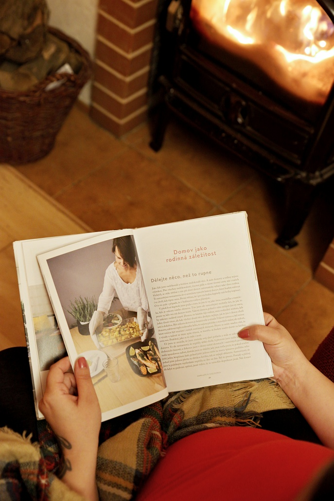 Kniha o domově